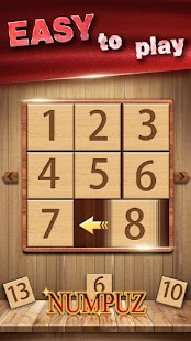 Numpuz: Classic Number Games, Free Riddle Puzzle Screenshot