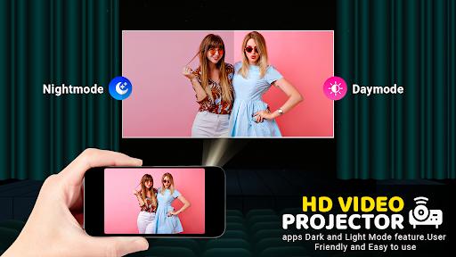 HD Video Projector Simulator apktram screenshots 2