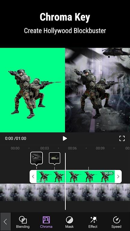 Motion Ninja - Pro Video Editor & Animation Maker  poster 2