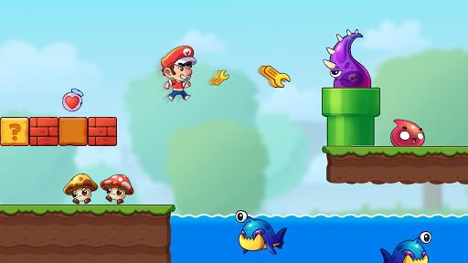 Pocket's World - Super Jungle World of Pocket 1.1 screenshots 1