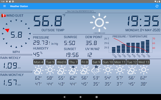 Weather Station 4.7.9 Screenshots 9