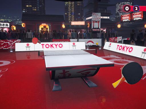 Ping Pong Fury android2mod screenshots 8