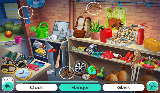 Big Home Cleanup and Wash : House Cleaning Game apkpoly screenshots 4