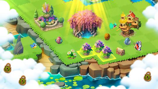Merge Gardens Mod 1.2.16 Apk [Unlimited Gold/Diamonds] 1