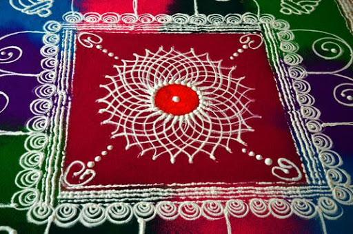 Best Rangoli designs 2020 ❤️❤️❤️ (offline) For PC Windows (7, 8, 10, 10X) & Mac Computer Image Number- 11