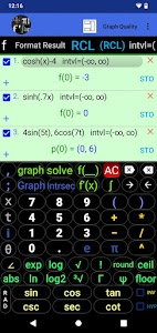 Graphing Calculator | Intersection, Derivative 1.04 (Paid)