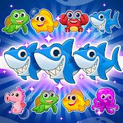 Ocean Match-3 Puzzle