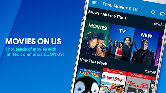 VuduHD Movie v32.20.2 MOD APK 2