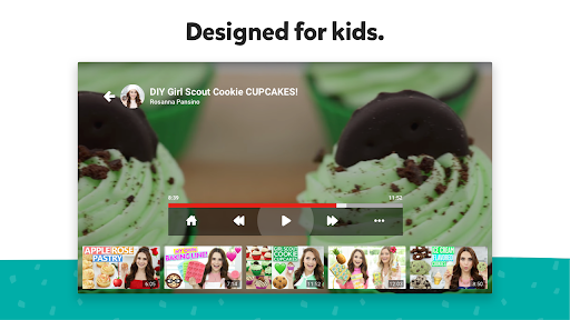 YouTube Kids for Android TV 1.12.02 Screenshots 4