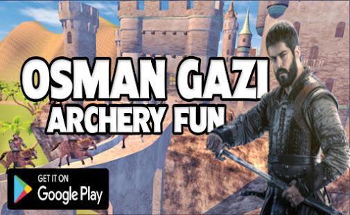 Kurulus Osman Gazi Game New Archery Fighting 2021 screenshots 1