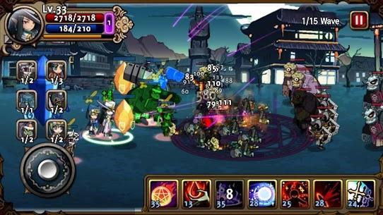 Vampire Slasher Hero Apk Mod + OBB/Data for Android. 5