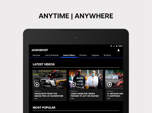 Eurosport: Sports News, Results & Scores 7.4.0 Screenshots 9