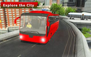 Passenger Bus Simulator City Coach