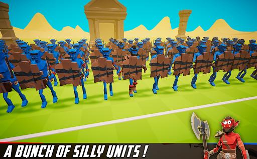 Totally Battle Simulator Game screenshots 4