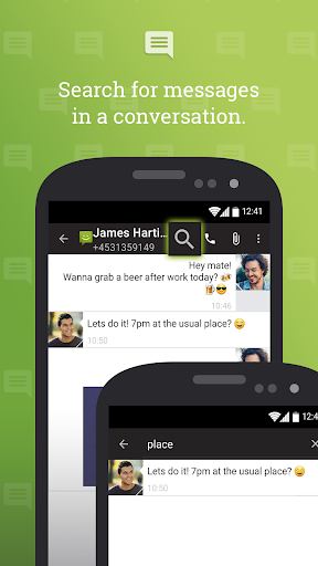SMS From Android 4.4 android2mod screenshots 3