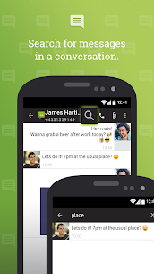 SMS from Android 4.4 with Caller ID 3