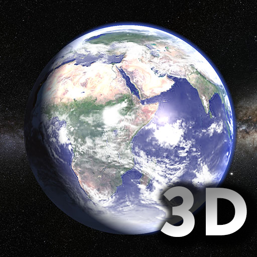 Earth Planet 3D Live Wallpaper
