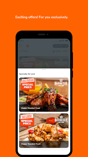 Barbeque Nation - Best Casual Dining Restaurant 3.12 Screenshots 5