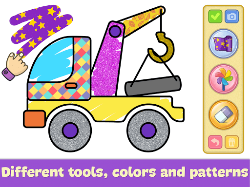 Coloring and drawing for kids  screenshots 9