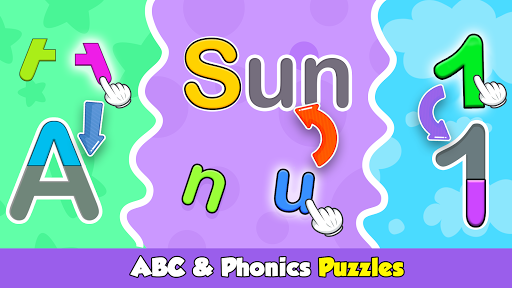 ABC Kids Games - Phonics to Learn alphabet Letters 15.0 screenshots 4