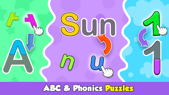 ABC Kids Games – Phonics to Learn alphabet Letters 4