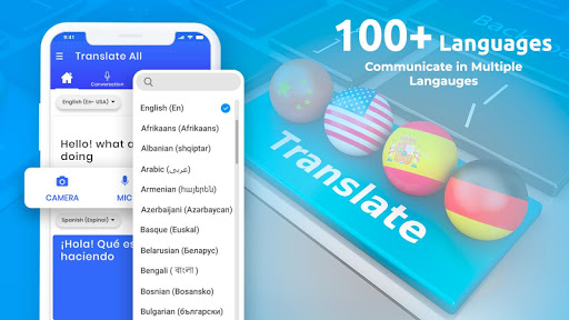 Translate All Language - Voice Text Translator 1.3.3 screenshots 4