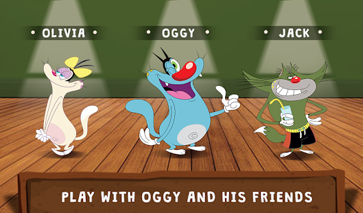 Oggy Go - World of Racing (The Official Game) Screenshot