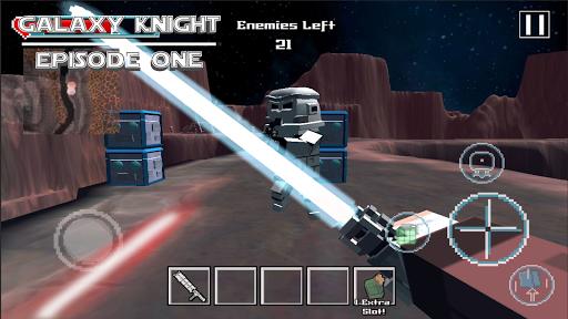 Galaxy Knight Episode One screenshots 4