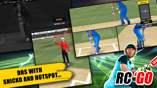 Real Cricketu2122 GO 0.2.0 Screenshots 4