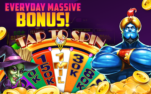 Real Casino - Free Vegas Casino Slot Machines modavailable screenshots 10