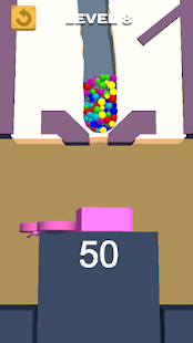 Ball Collect 3D - Best casual endless game Screenshot