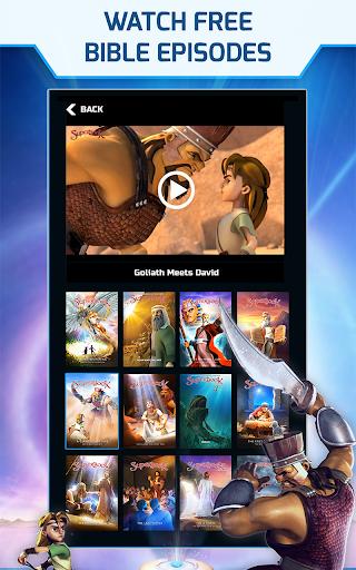 Superbook Kids Bible, Videos & Games (Free App) v1.8.7 Screenshots 11