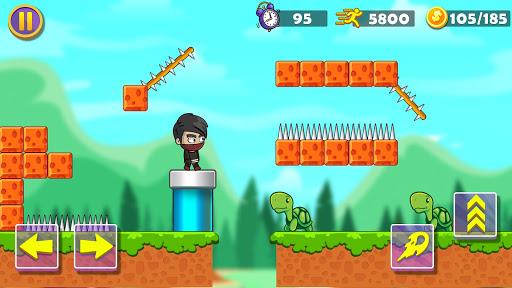 gogo's World : Master gogo Run Adventure  screenshots 5