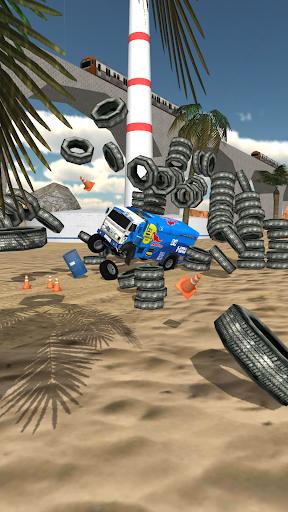Stunt Truck Jumping 1.8.1 screenshots 3