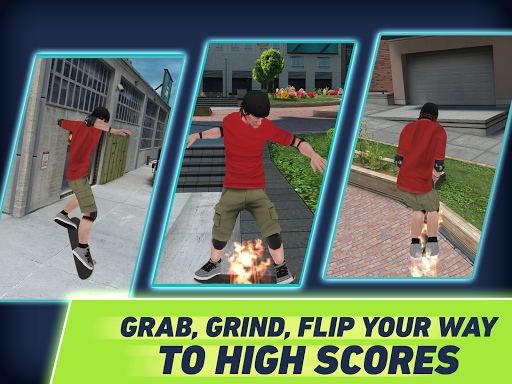 Skate Jam - Pro Skateboarding 1.2.6 screenshots 8