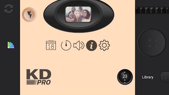 KD Pro Disposable Camera Premium Cracked APK 1