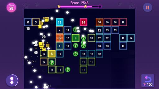 Neon Bricks Master 1.0.4 screenshots 23