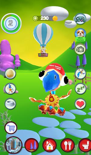 Talking Bird apkpoly screenshots 11