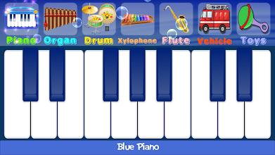 Blue Piano screenshot thumbnail