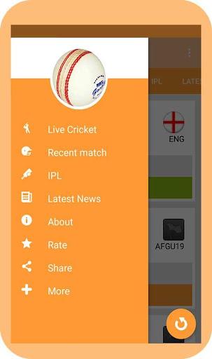 watching live cricket score screenshot 3