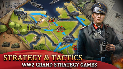 WW2: Strategy & Tactics Games 1942 1.0.7 screenshots 9