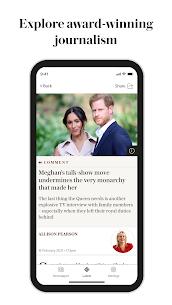 UK & World News – The Telegraph Digital Edition MOD APK 3