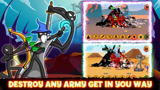 Stickman Battle 2021: Stick Fight War Unlimited Money