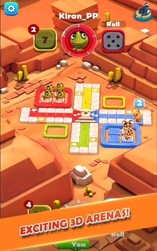 Ludo Zenith - 3D Strategy Game Online  screenshots 10
