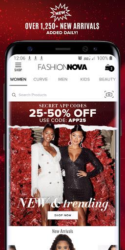 Fashion Nova 1.22.7 Screenshots 2