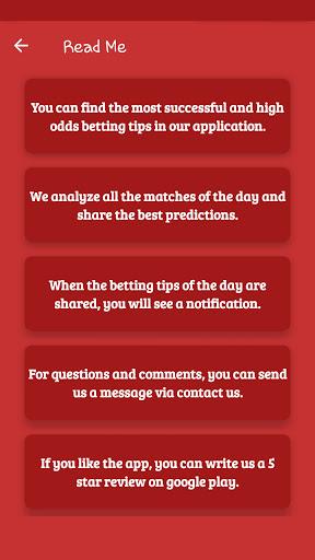 Betting best tips