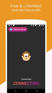 Monkey VPN – Unlimited Free VPN & Fast Secured VPN 2