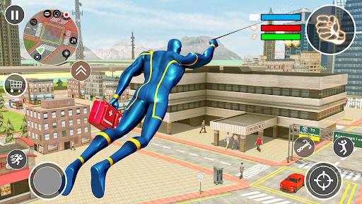 Spider Hero: Superhero Fight screenshots 9