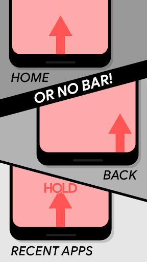 [Discontinued] Navigation Gestures–Swipe Controls screen 2