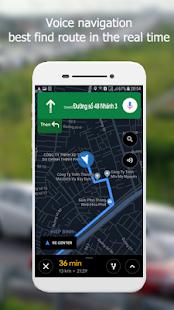 Maps Distance Calculator - Distance Between Cities
